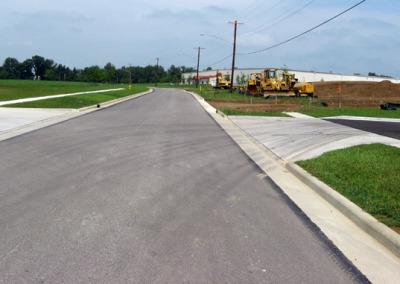 Enterprise Parkway Subdivision