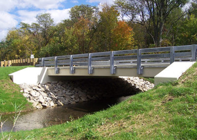 CRA-598-9.11 State Bridge Replacement