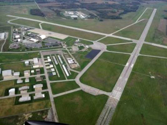 Mansfield Lahm Airport Storm Sewers