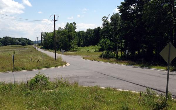 Reid Industrial Park Commercial Subdivision Design Project
