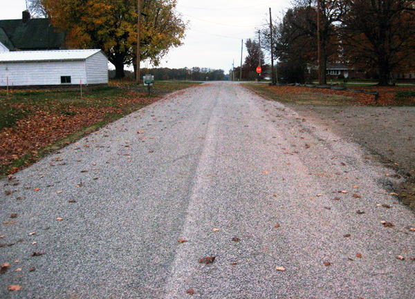 Huprick Road Design Project