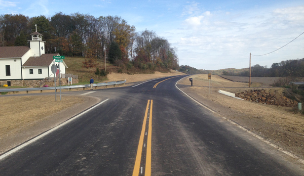 RIC-C.R.320-1.00 County Bridge Replacement & Roadway Realignment Project