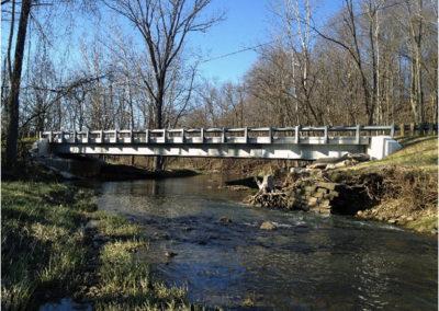 CRA-T.R.13-7.94 Bridge Replacement Project