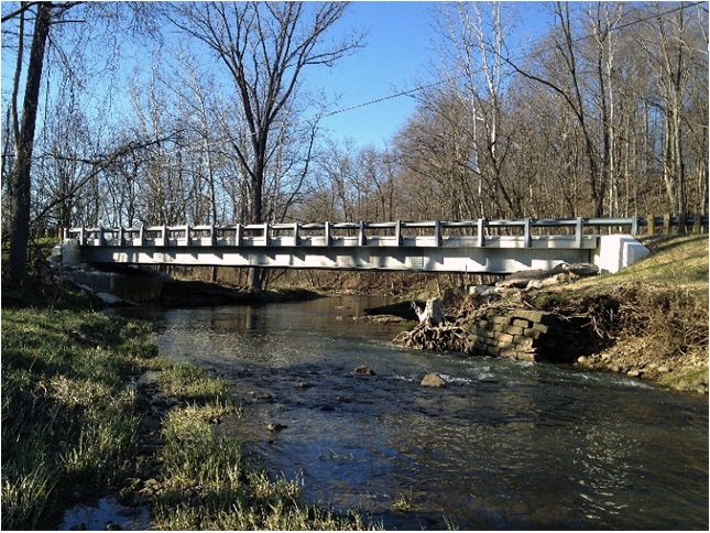 CRA-T.R.13-7.94 Bridge Replacement Project
