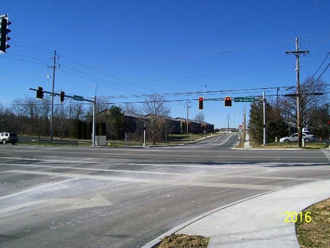 Ferguson Road Reconstruction Design