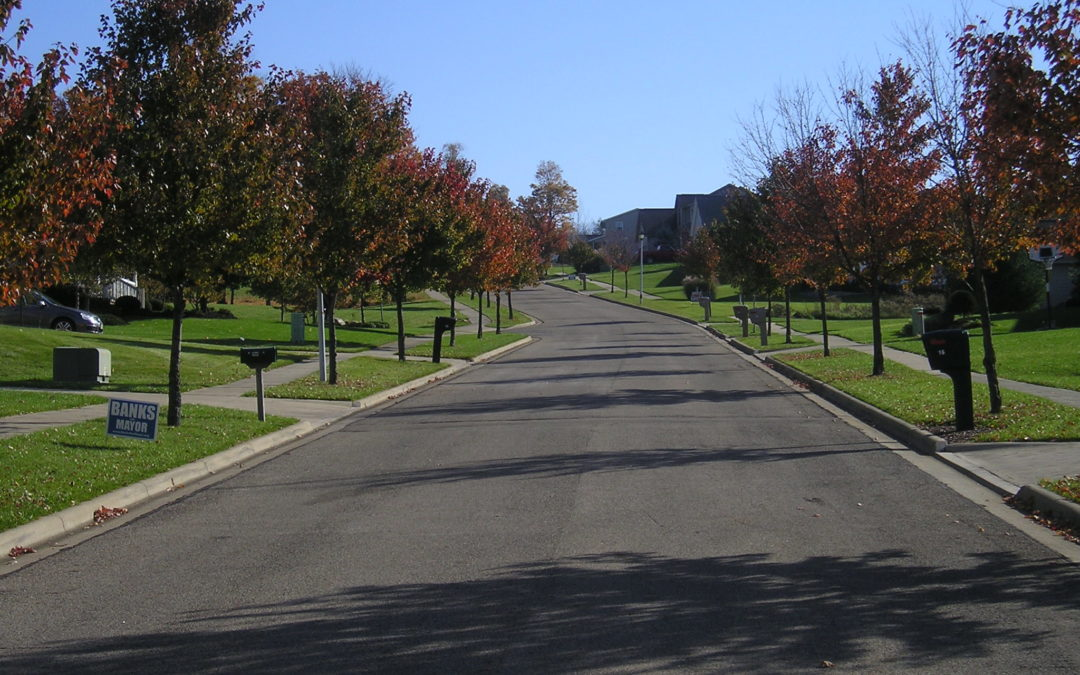 Hamilton Hills Subdivision